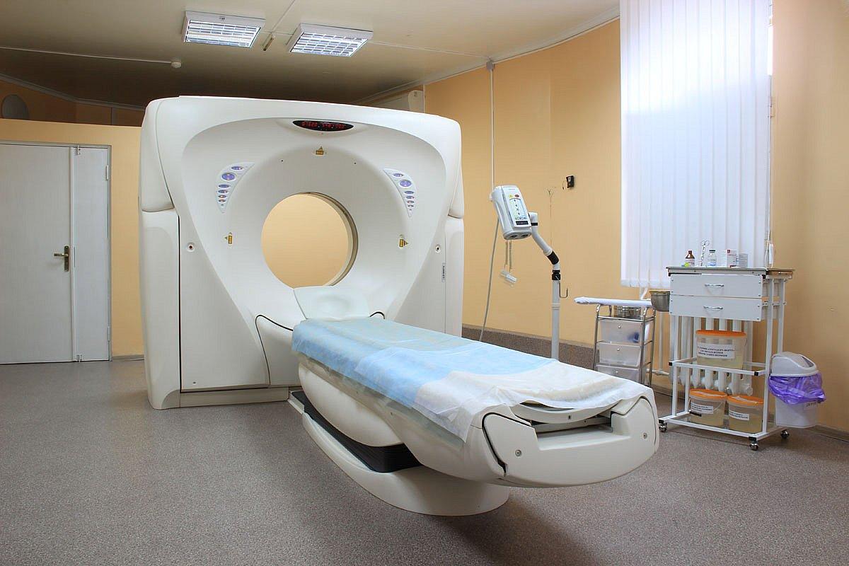 Компьютерный томограф Philips Brilliance 64 CT и Philips MX 8000IDT 16 CT