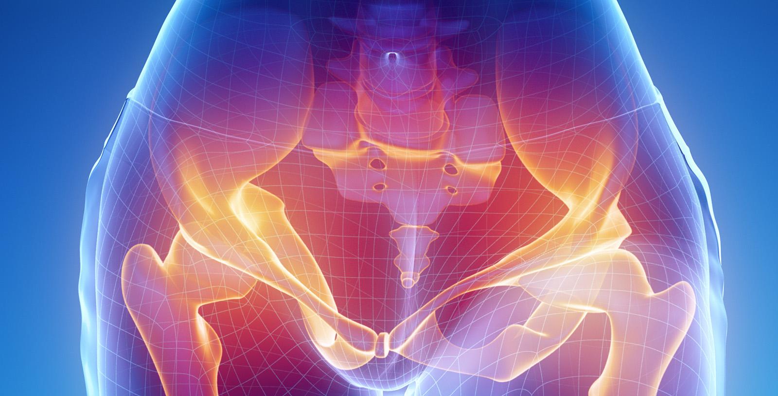 КТ органов малого таза